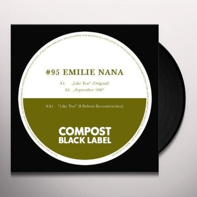 Emilie Nana COMPOST BLACK LABEL 95 Vinyl Record