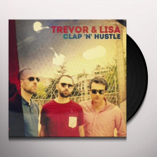 Trevor & Lisa CLAP N HUSTLE Vinyl Record