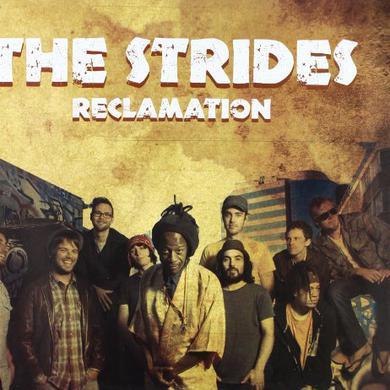 Strides RECLAMATION Vinyl Record