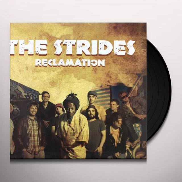 Strides RECLAMATION Vinyl Record