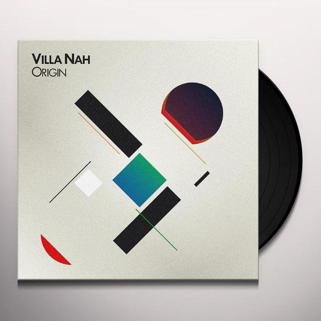 Villa Nah ORIGIN Vinyl Record