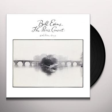 Bill Evans PARIS CONCERT: EDITION ONE Vinyl Record