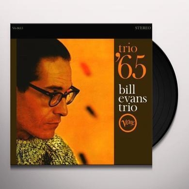Bill Evans TRIO 65 Vinyl Record - Limited Edition, 180 Gram Pressing