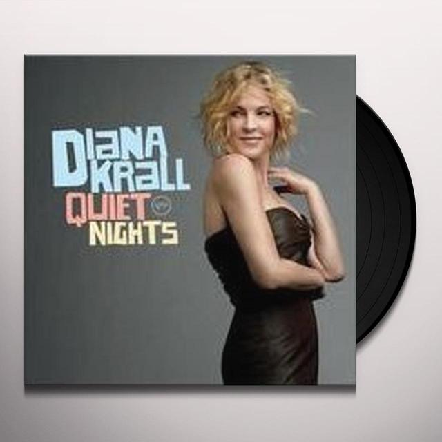 Diana Krall QUIET NIGHTS Vinyl Record