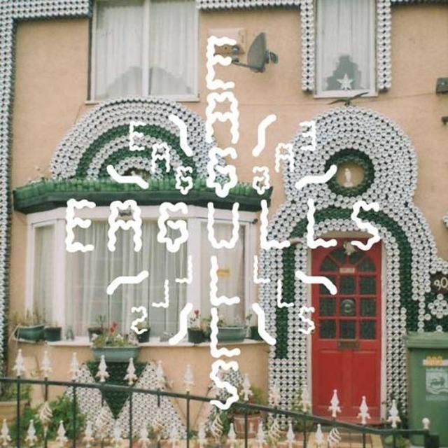EAGULLS Vinyl Record - UK Import