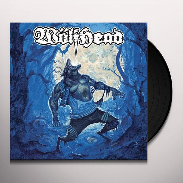 WOLFHEAD Vinyl Record