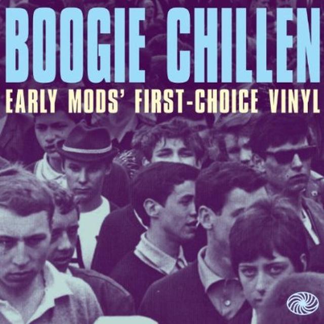 BOOGIE CHILLEN / VARIOUS Vinyl Record