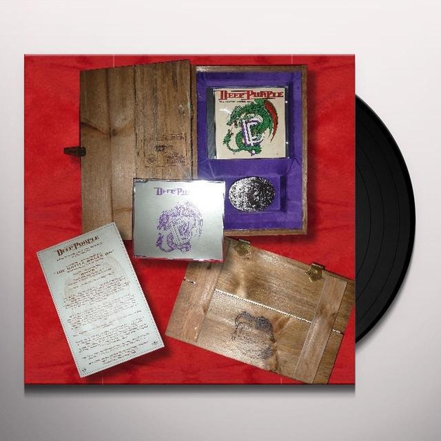 Deep Purple BATTLE RAGES ON Vinyl Record - 180 Gram Pressing