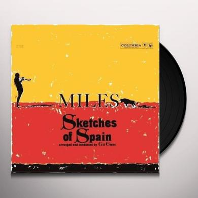 Miles Davis SKETCHES OF SPAIN Vinyl Record