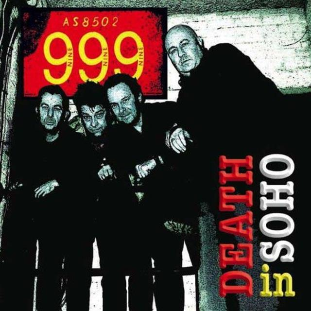 999 DEATH IN SOHO Vinyl Record - Limited Edition