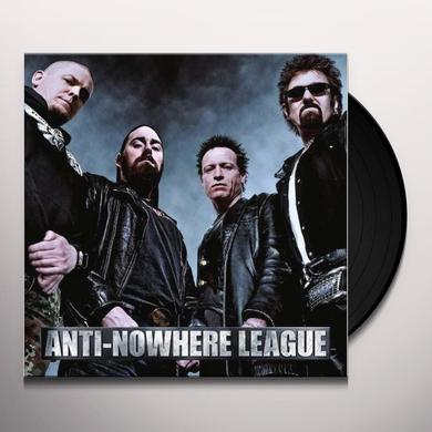 Anti-Nowhere League THIS IS WAR (EP) Vinyl Record