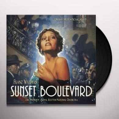 Franz (Ogv) Waxman SUNSET BOULEVARD (SCORE) / O.S.T. Vinyl Record