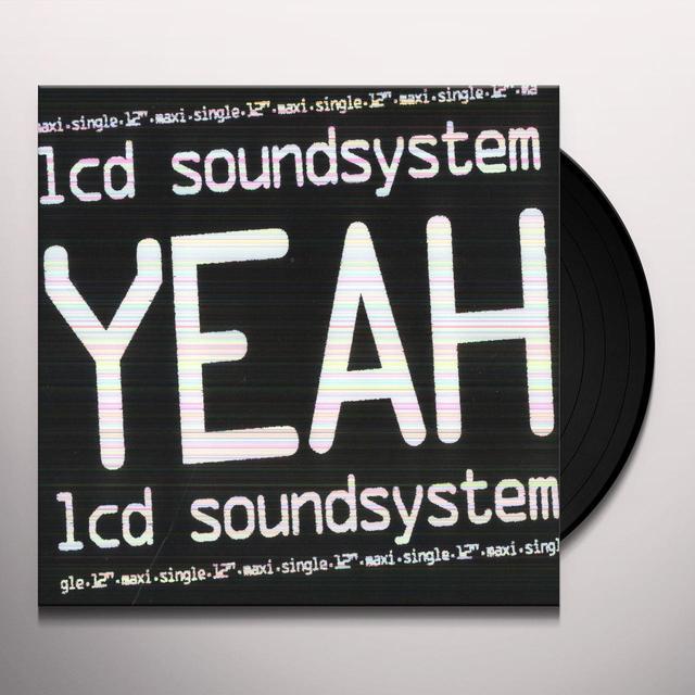 Lcd Soundsystem YEAH Vinyl Record