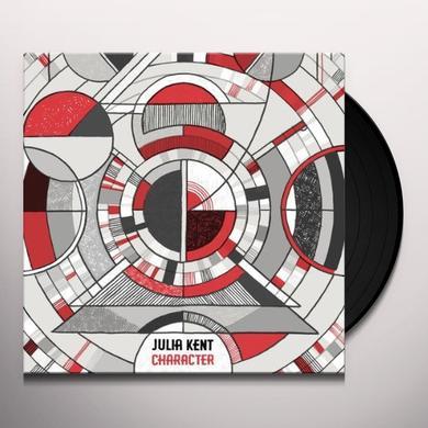 Julia Kent CHARACTER Vinyl Record - w/CD