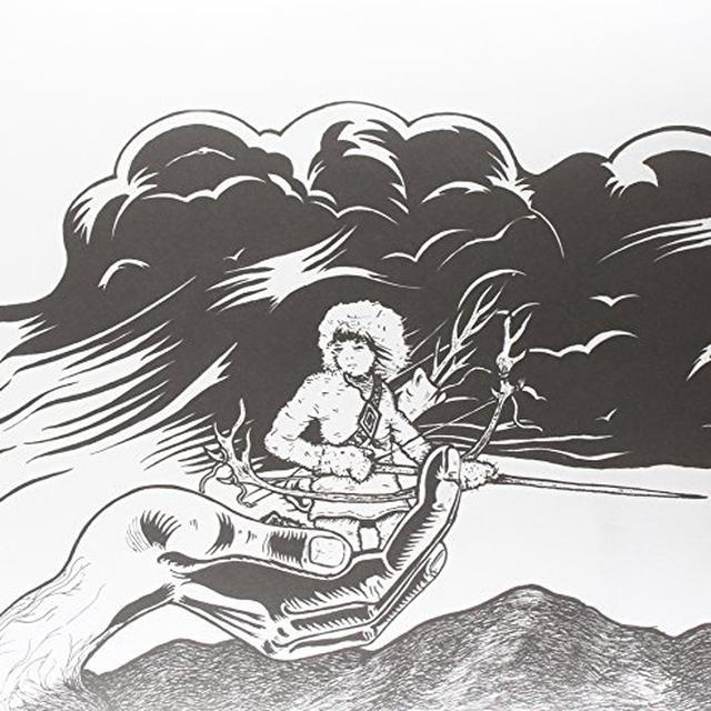 Twinsistermoon SNOWBRINGER CULT Vinyl Record - Reissue