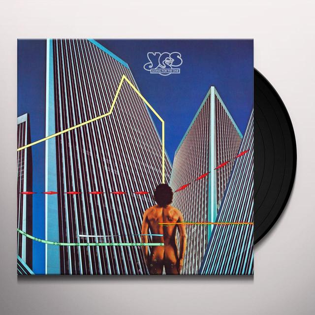 Yes GOING FOR THE ONE Vinyl Record - Limited Edition, 180 Gram Pressing, Anniversary Edition