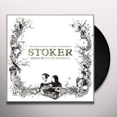 Clint (Ogv) Mansell STOKER Vinyl Record