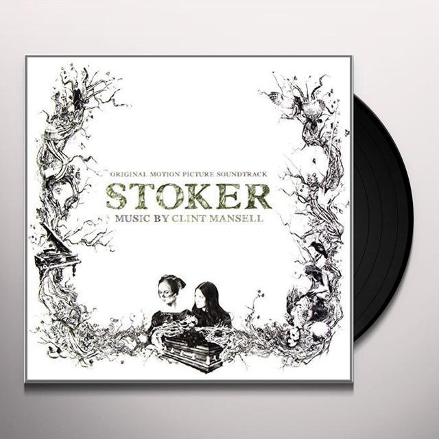Clint (Ogv) Mansell STOKER Vinyl Record - 180 Gram Pressing
