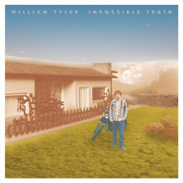 William Tyler IMPOSSIBLE TRUTH Vinyl Record - Digital Download Included