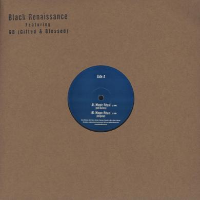 Gb (Gifted & Blessed) LUV N HAIGHT EDIT SERIES VOL 4: BLACK RENAISSANCE Vinyl Record