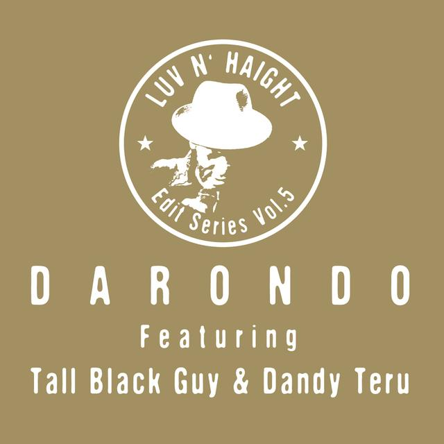 LUV N HAIGHT EDIT SERIES VOL 5: DARONDO Vinyl Record - Colored Vinyl