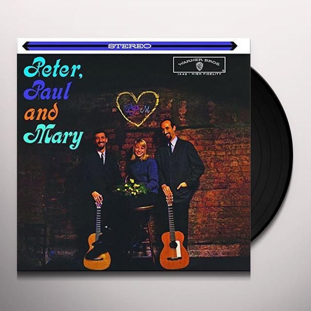 Peter Paul & Mary PAUL PETER & MARY Vinyl Record - 180 Gram Pressing