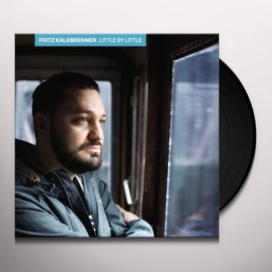 Fritz Kalkbrenner LITTLE BY LITTLE Vinyl Record