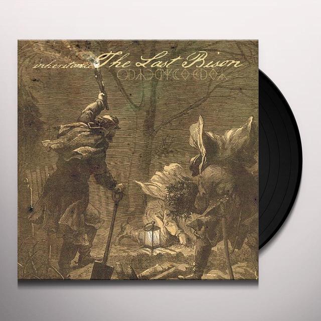 Last Bison INHERITANCE Vinyl Record