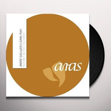 Andre Galluzzi NECHBET BUTOT/WU WANG Vinyl Record