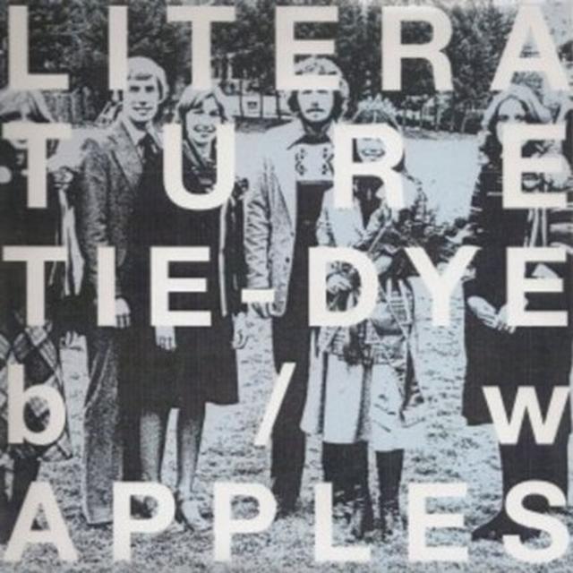 Literature TIE-DYE Vinyl Record