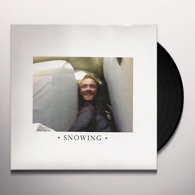 Snowing PUMP FAKE Vinyl Record