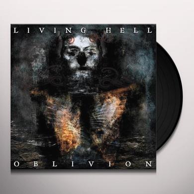 Living Hell OBLIVION Vinyl Record