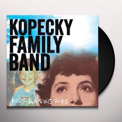 Kopecky Family Band KIDS RAISING KIDS Vinyl Record