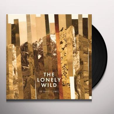 Lonely Wild SUN AS IT COMES Vinyl Record