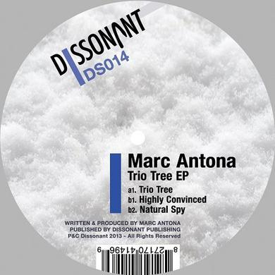 Marc Antona TRIO TREE Vinyl Record