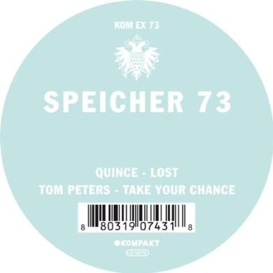 Tom Quince / Peters SPEICHER 73 Vinyl Record