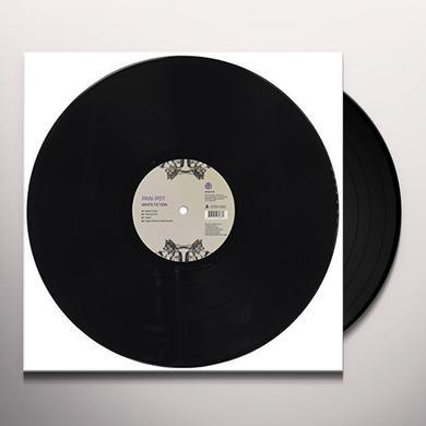 Pan-Pot WHITE FICTION Vinyl Record