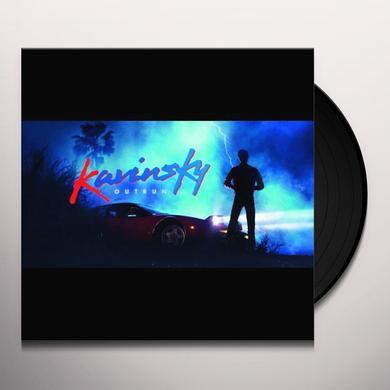Kavinsky OUTRUN Vinyl Record