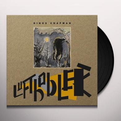 Dinos Chapman LUFTBOBLER Vinyl Record