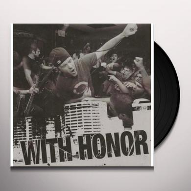 WITH HONOR Vinyl Record