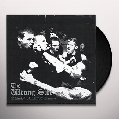 Wrong Side DUMPTRUCK DEMO Vinyl Record