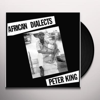 Peter King AFRICAN DIALECTS Vinyl Record