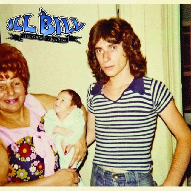 Ill Bill GRIMY AWARDS Vinyl Record