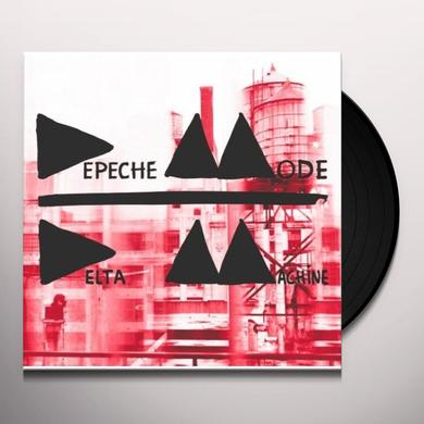 Depeche Mode DELTA MACHINE Vinyl Record - w/CD, 180 Gram Pressing, Deluxe Edition