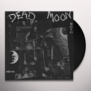 Dead Moon STRANGE PRAY TELL Vinyl Record - Mono