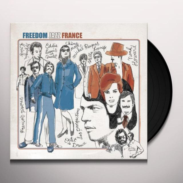 FREEDOM JAZZ FRANCE / VARIOUS Vinyl Record
