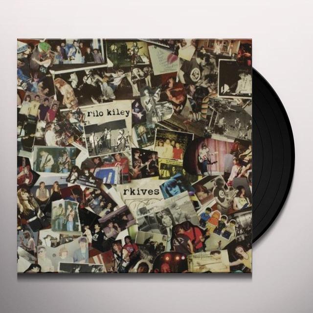 Rilo Kiley RKIVES Vinyl Record