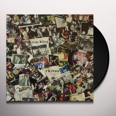 Rilo Kiley RKIVES Vinyl Record