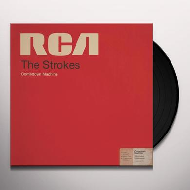 The Strokes COMEDOWN MACHINE Vinyl Record