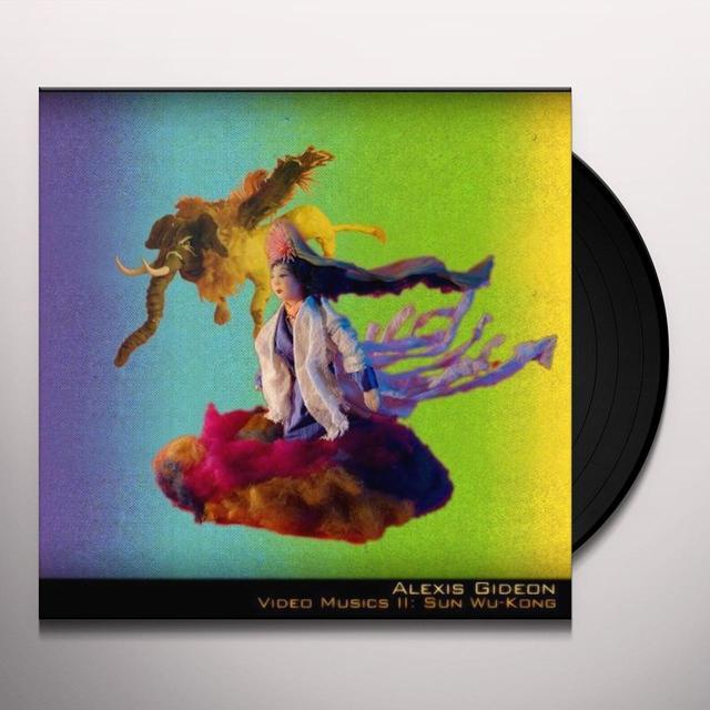 Alexis Gideon VIDEO MUSICS 2: SUN WU-KONG Vinyl Record